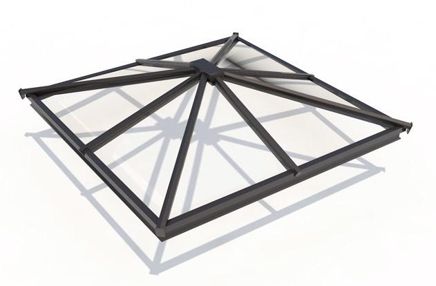 Pyramid 3m x 3m