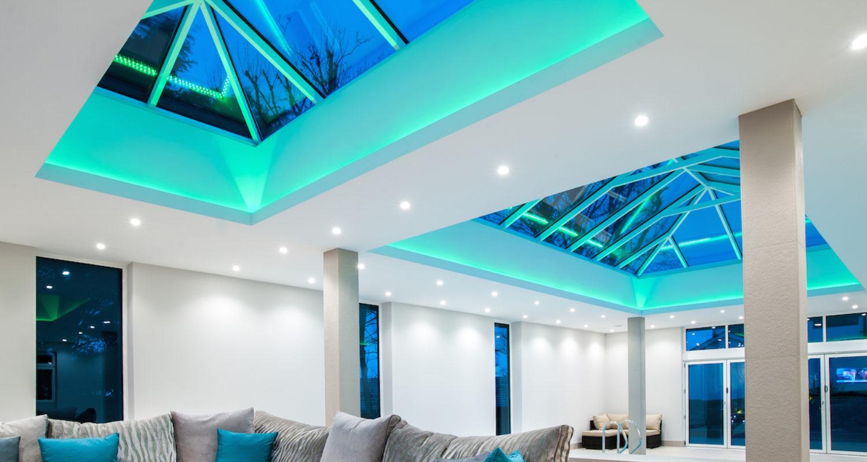 Custom lantern skylight for Skylight framing