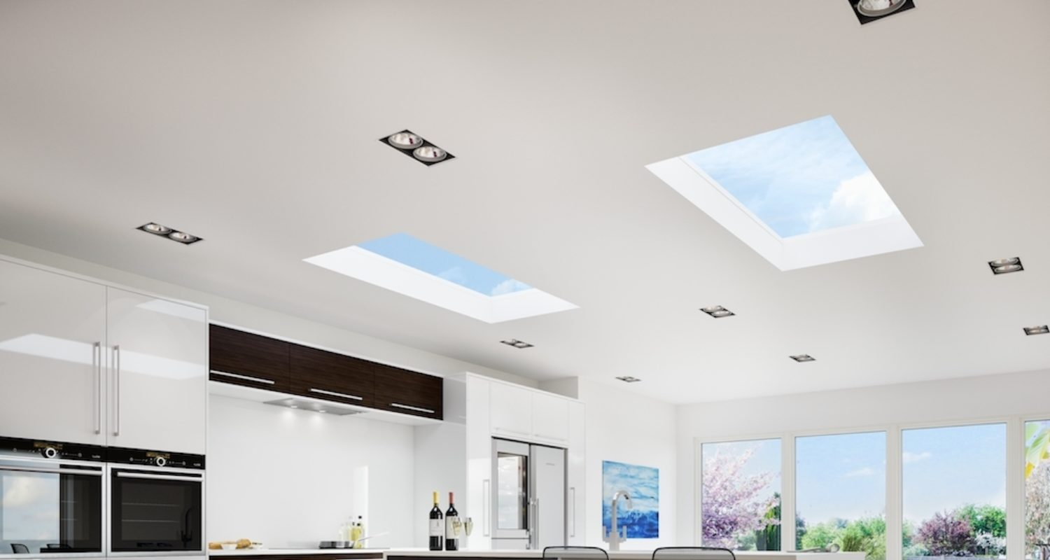 Fixed Flat Skylight6