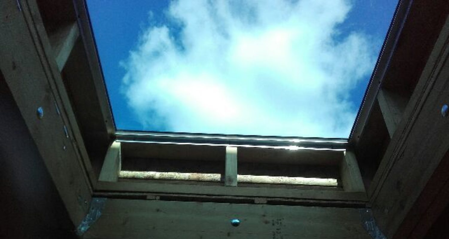 Frameless Glass Skylight 6