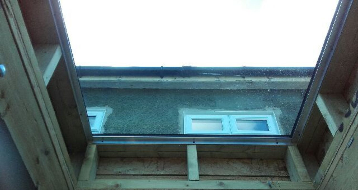 Frameless Glass Skylight 7