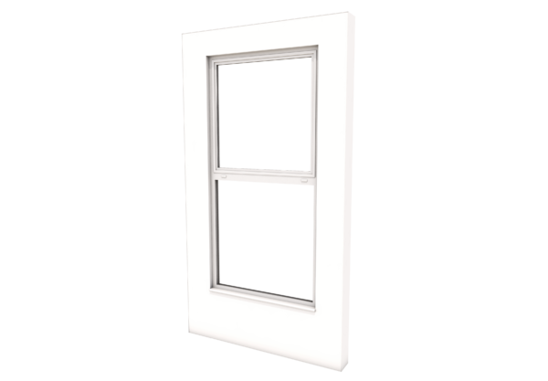 Smart Alitherm 300 Window - 600 x 1800 mm - Top Hinge