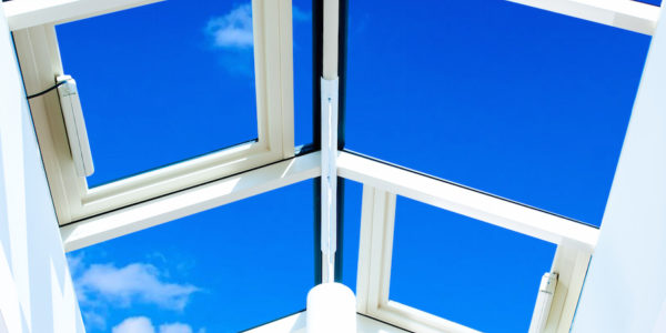 Should you add a vent to your lantern roof?