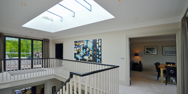 Why every home needs an Ultraline flat rooflight