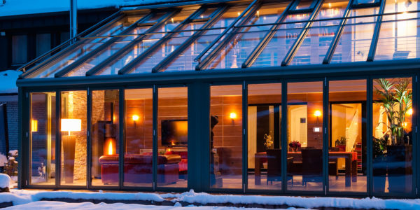Keep warm this winter: The ultimate guide to triple glazing