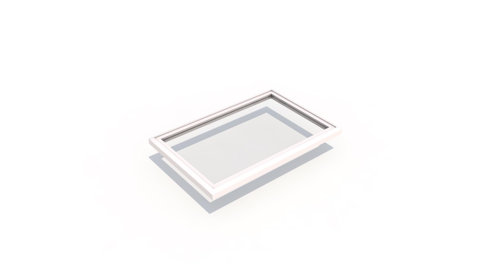 Flat 1m x 1.5m - Flat Skylight