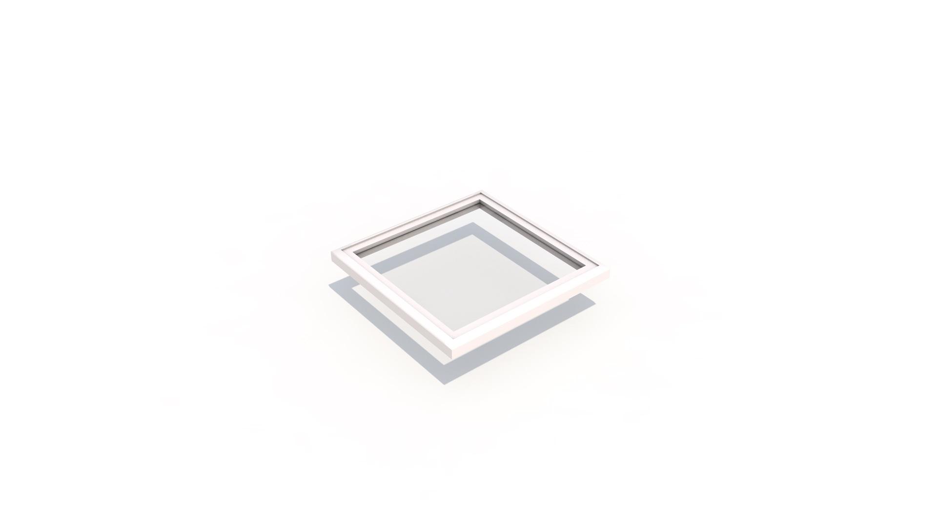 Flat 1.5m x 1.5m - Flat Skylight