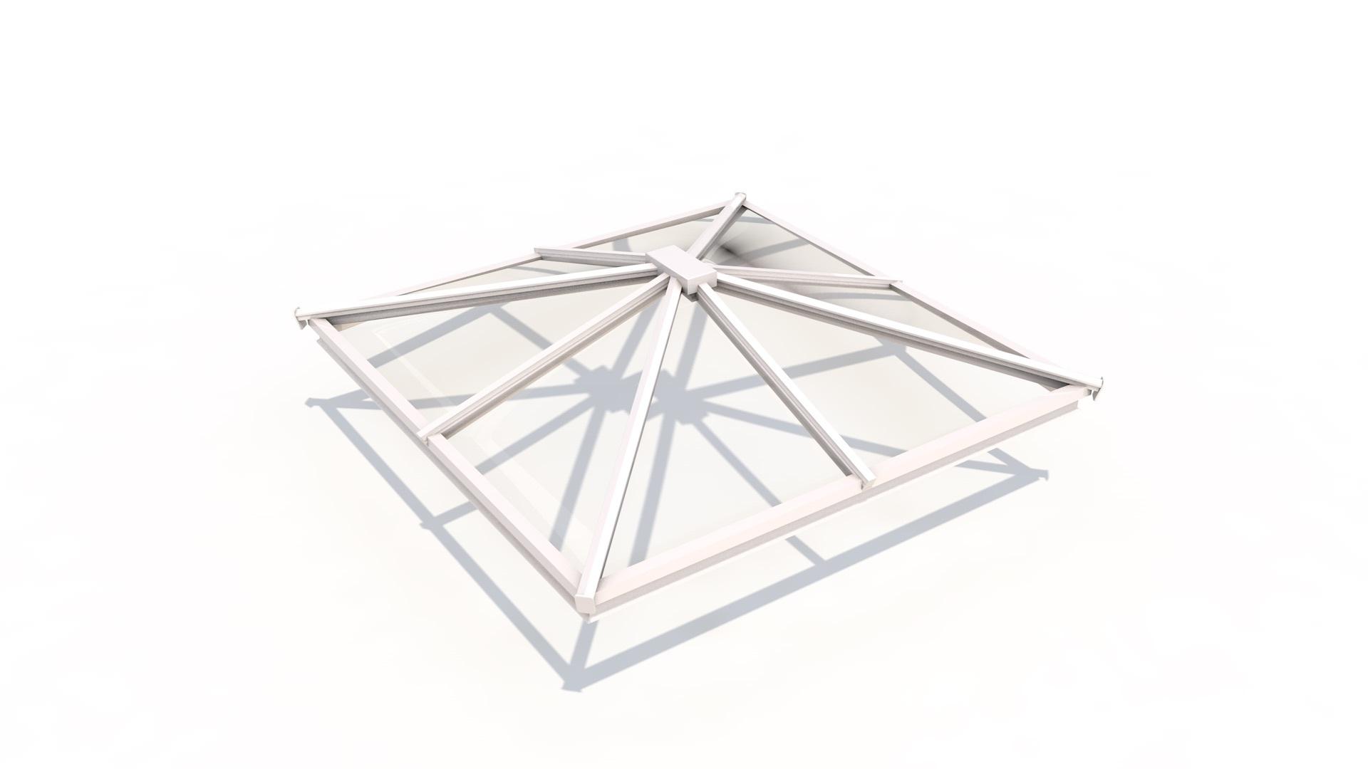 Pyramid 3m x 3m - Pyramid Skylight